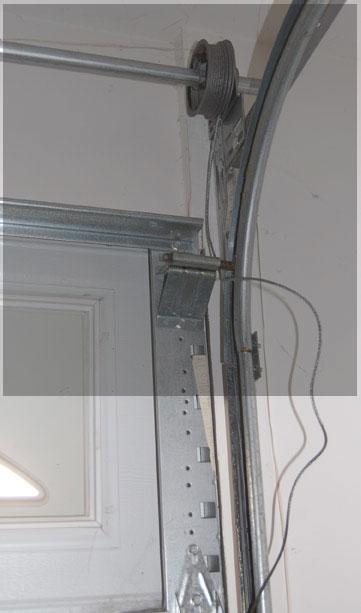 Broken Garage Door Cable service---repairs